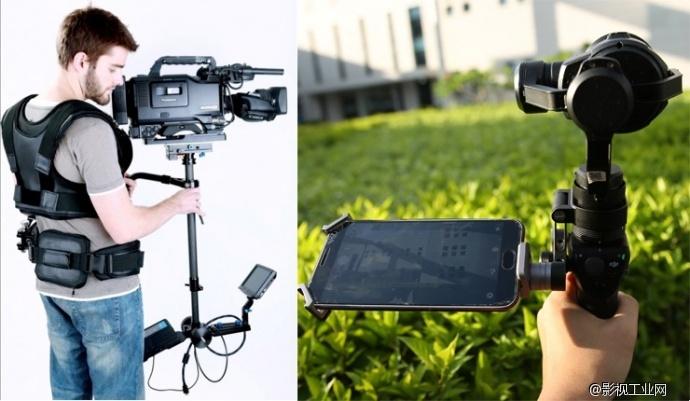 Osmo Pro拍摄初体验-如何把画面拍稳
