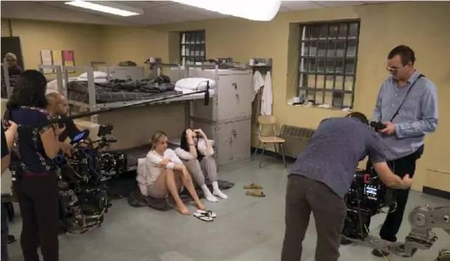 电影摄影师 Ludovic Littee谈艾美奖提名美剧《女子监狱》的创作心得