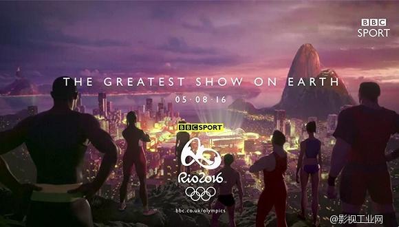 """BBC拍了一支""""猛兽运动会""""版奥运宣传片 却被里约网友吐槽了"""