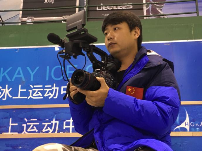 寻梦少年——使用佳能EOS C300 Mark II拍摄体育纪录片