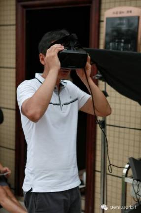 给你VR神器OZO,你知道怎么用吗? - Genius Orbit天轨文化手把手带你入门VR盛宴