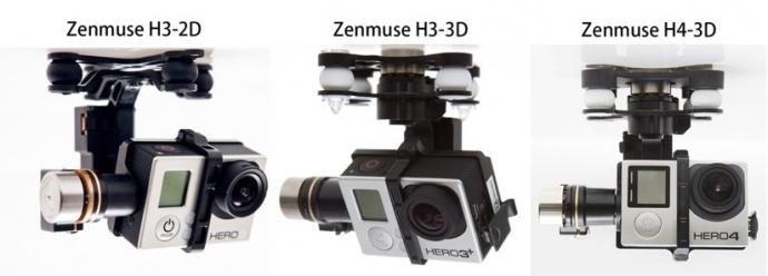 史上最全的航拍相机发展历程(上)——运动、专业各显神通