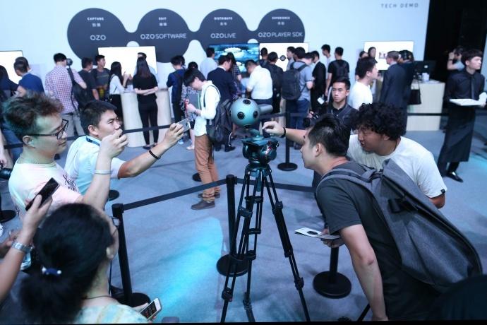让虚拟更加现实-诺基亚国内正式发布VR一体机OZO,你想了解的都在这儿