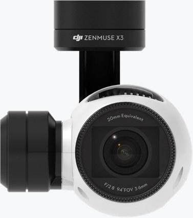 史上最全的航拍相机发展历程(下)——一体化势不可挡