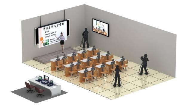 BIRTV洋铭特色阵容——HS-2200 移动课堂