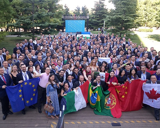 2016全球青年企业家峰会闭幕 UpanoVR斩获APEC未来之声科技创新奖