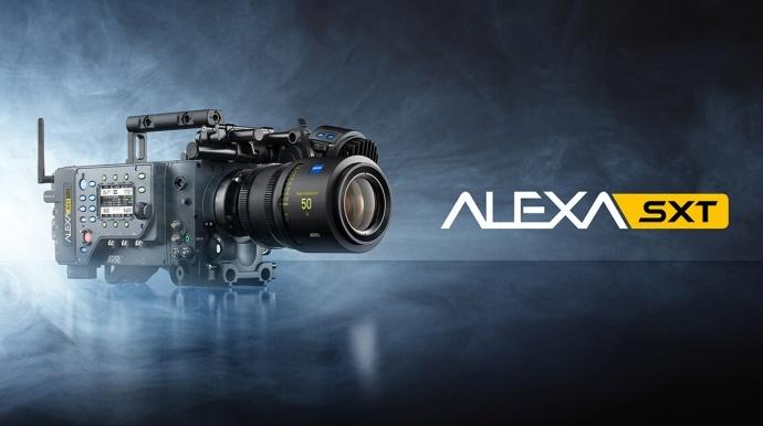 ARRI宣布ALEXA SXT开发完成