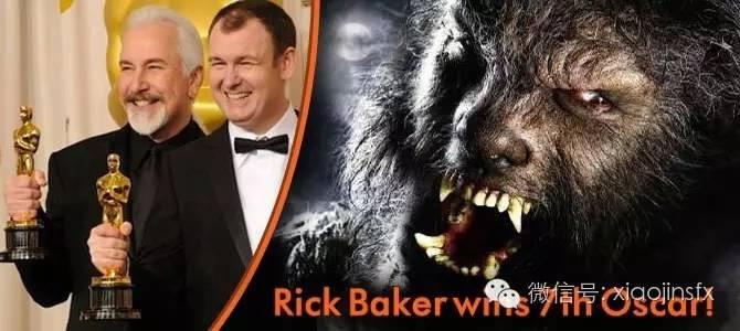 里克·贝克Rick Baker 7次问鼎奥斯卡的好莱坞特效化妆大师