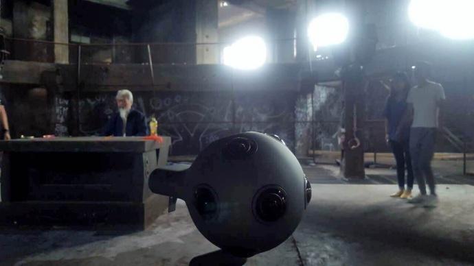 3D+VR悬疑短片花絮