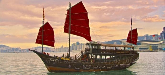 安琴Type EZ幻影镜头下的8K香港,快分享首位预订摄影师试拍素材
