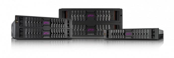 Avid 现推出 NEXIS —— 业内首个且唯一的软件定义存储平台