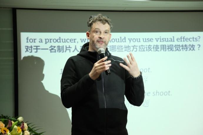 棒棒x腾讯-视效流程制作管理分享会
