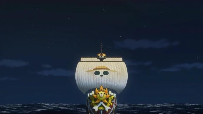 追了《海贼王》十几年,终于在电影院看到了