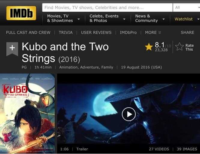 用5D2,拍了23个月,《久保与二弦琴》不可错过的创作手记