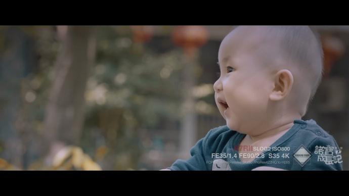 [星空印像]SONY a7rII历时一年拍摄baby成长记录及拍摄心得分享