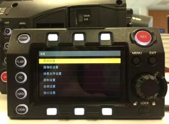 【重大更新】中文菜单用起来!Varicam LT最新固件升级