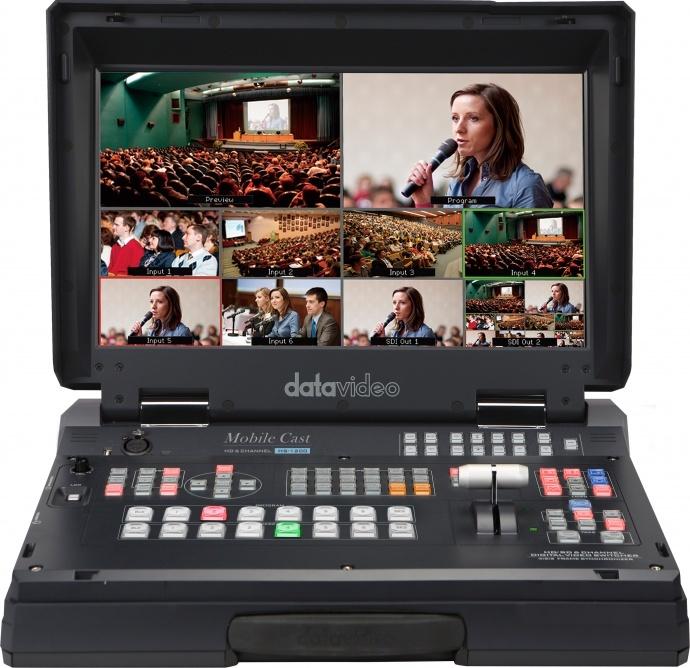 HS-1200 HD 六通道 便携式移动演播室魔戒般「欲罢不能」的渴望