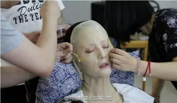 今晚9点北京卫视《时尚印象》带您走进著名特效造型师肖进