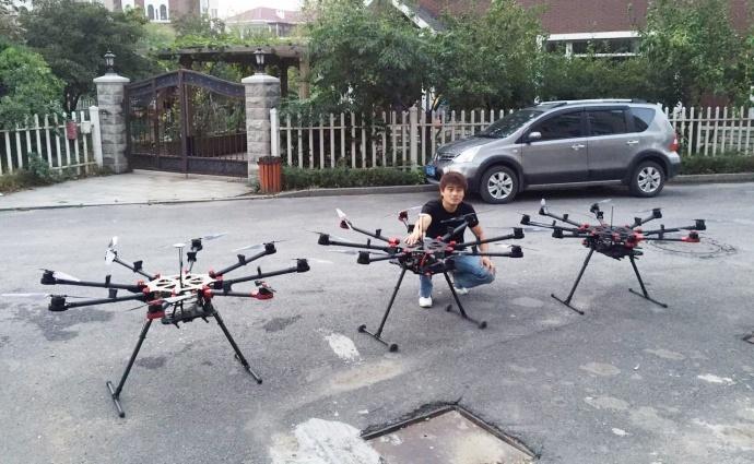 影擎航拍正式发布RED红龙6K电影机航拍(附飞行视频)