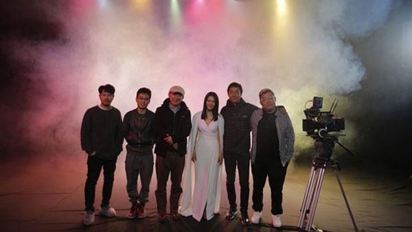 拍摄团队亲解《长城》片尾曲MV制作