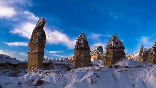 开眼界,延时&转场神作《Once in Cappadocia》