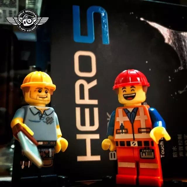 【开眼界】逐格动画拍摄超萌的GOPRO HERO 5 BLACK 开箱视频