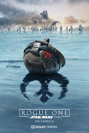 杜比影院远航星系之旅 杜比视界和杜比全景声助阵《侠盗一号:星球大战外传》