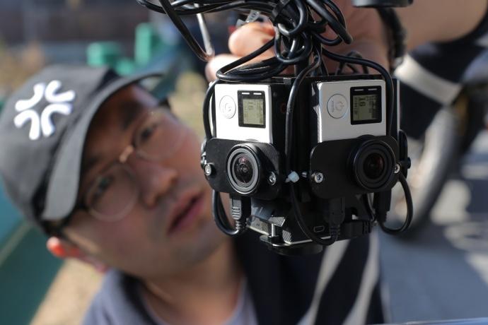 影擎航拍正式发布VR航拍