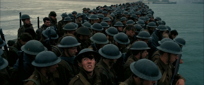 《敦刻尔克》的IMAX5分钟独家片段到底讲了什么?