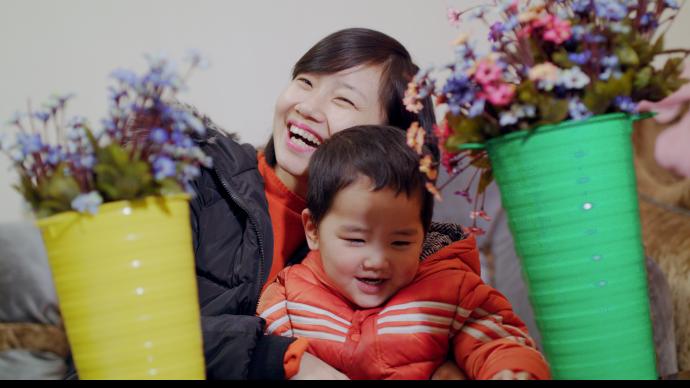 ursa mini4.6K 个人试机样片(妈妈和儿子)
