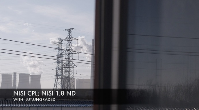 NISI 又出神器 CPL滤镜试用