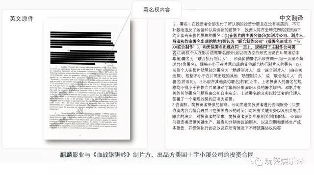 被好莱坞制片人起诉,到《钢锯岭》麒麟影业署名维权|熙颐影业到底是啥套(Xi)路?