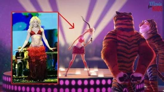 《疯狂动物城》一部佐料十足的商业动画大片之故事