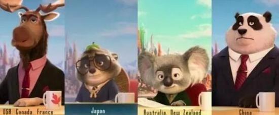 《疯狂动物城》一部佐料十足的商业动画大片之故事内核
