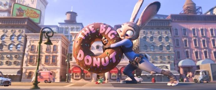《疯狂动物城》一部佐料十足的商业动画大片之故事节奏