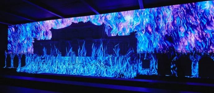 VR+3D光雕的圆明园你见过吗,1月8号漂漂老师直播
