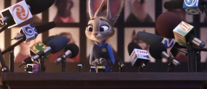 《疯狂动物城》一部佐料十足的商业动画大片之故事的21个段落