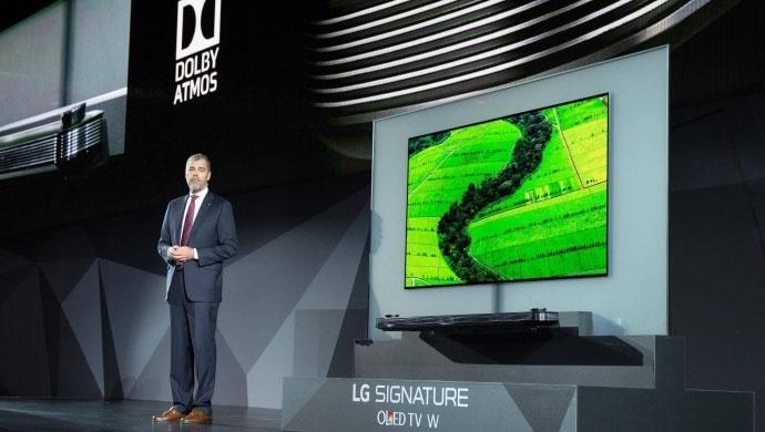 LG发布首批支持杜比视界与杜比全景声技术的电视