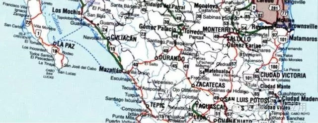 大疆助力墨西哥公路改善工程