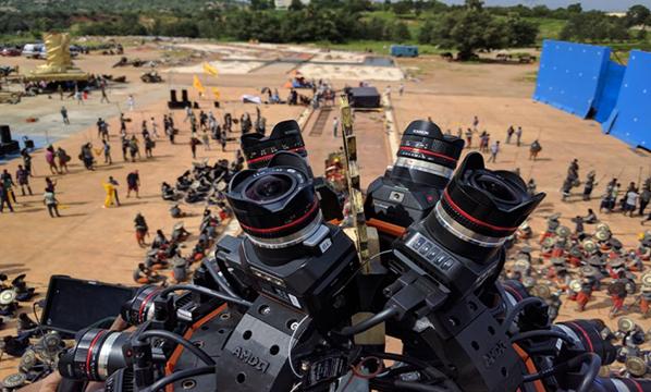 360 Designs专为AMD打造VR摄影机
