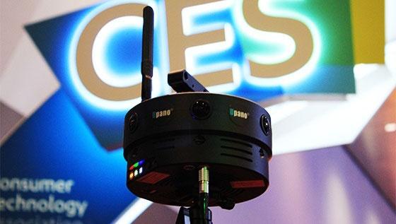 这款CES上跨国VR直播的设备,满足了人们的好奇心