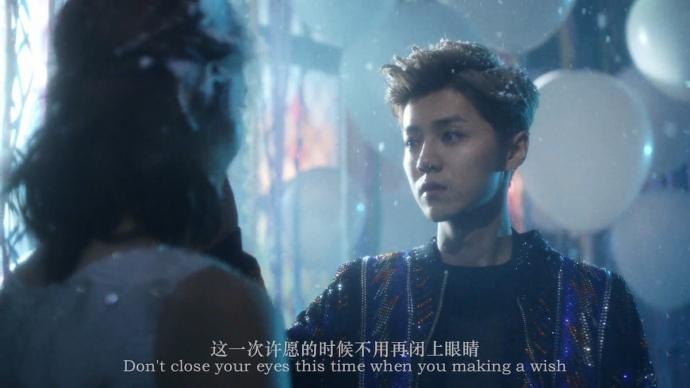 【鹿晗】他是银幕人气偶像 用电影手笔制作出一部音乐MV