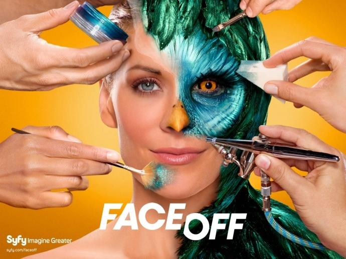Face Off第11季强势回归 特效化妆师大对决 全程外教特训班别错过哦
