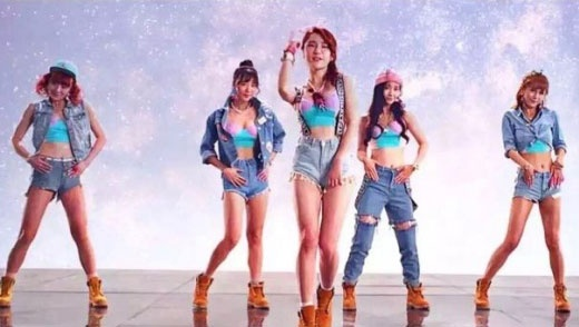 U Me Band女团首支MV拍摄初体验