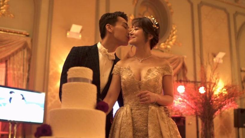 戴向宇&陈紫函 西班牙婚礼视频