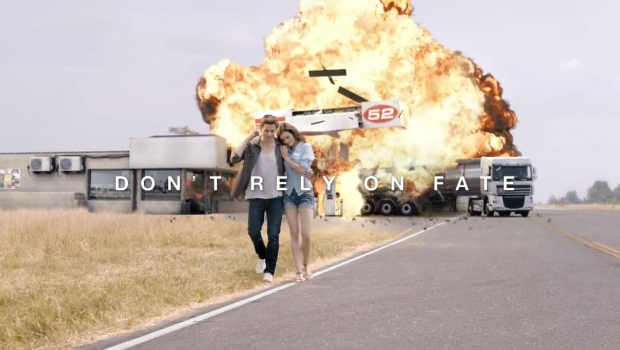 创意日用香薰宣传片制作之《don't rely on fate》
