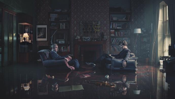 《神探夏洛克》第四季编剧专访,解说震撼大结局