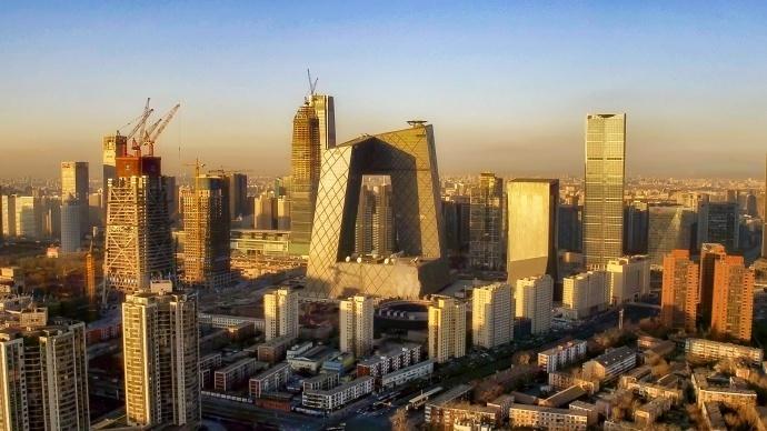 来,站在北京最高楼俯瞰京城 | 最美中国