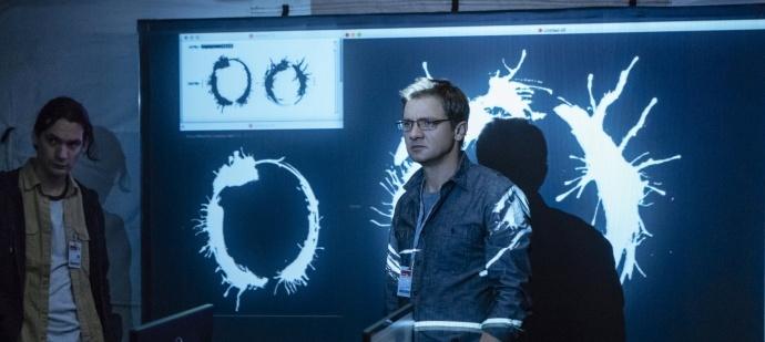 《降临》里的外星文字,是如何被设计出来的?