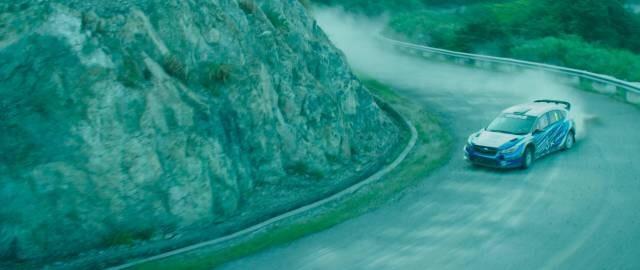 《乘风破浪》,许多镜头手法挺有意思的